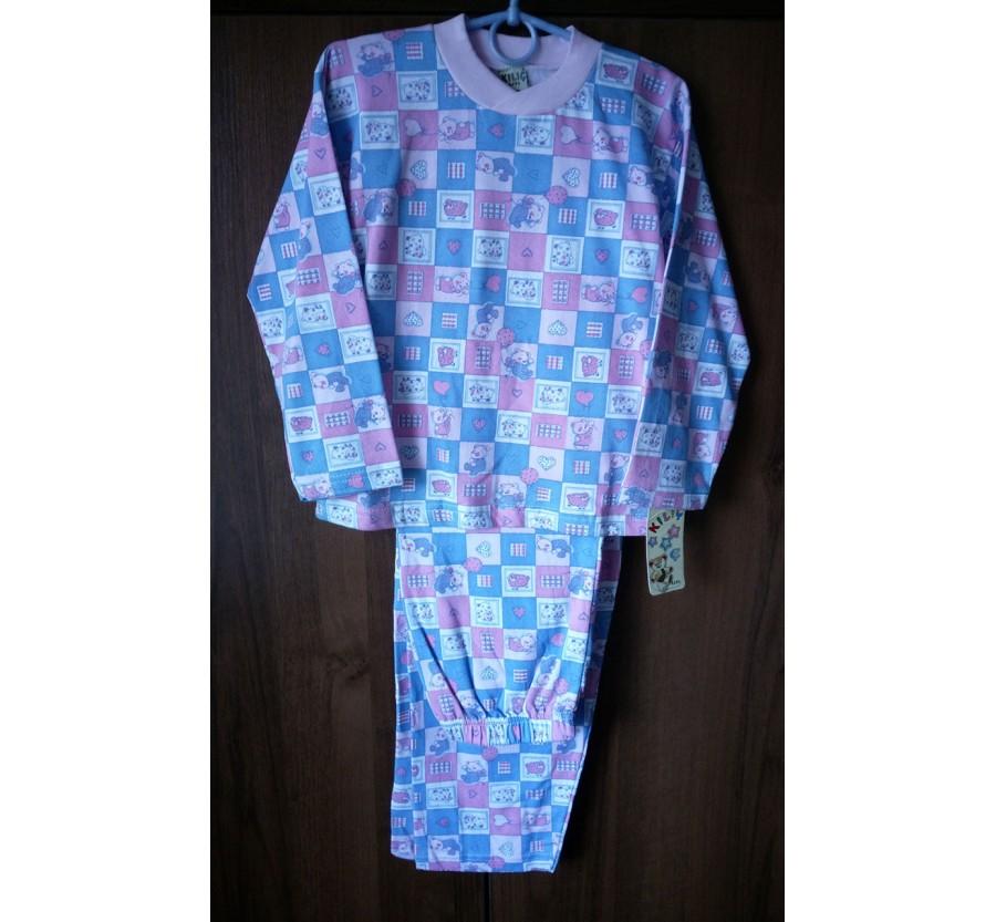 Пижама для девочки, Байка, рост 116 см (5 лет) производство Турция