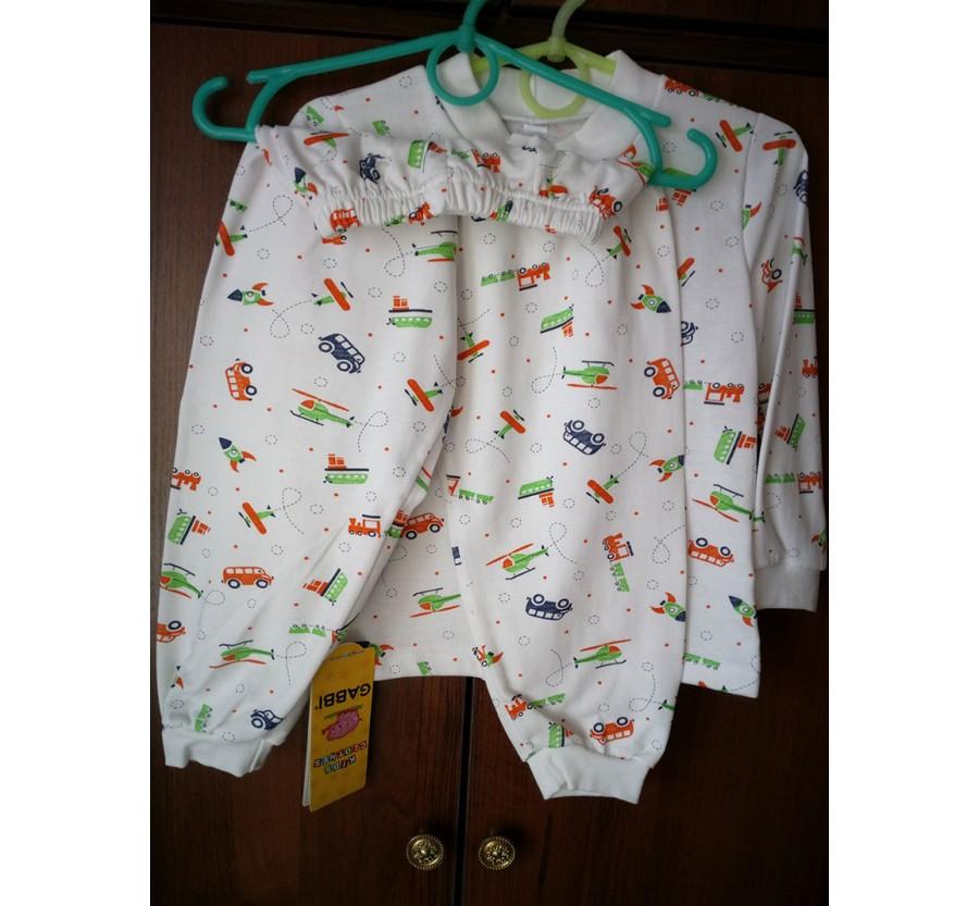 Пижама для мальчика, Байка, 92 см