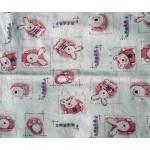 Майка-Боди Бемби БД5 Кулир 68, 74, 80, 86 см Зайки