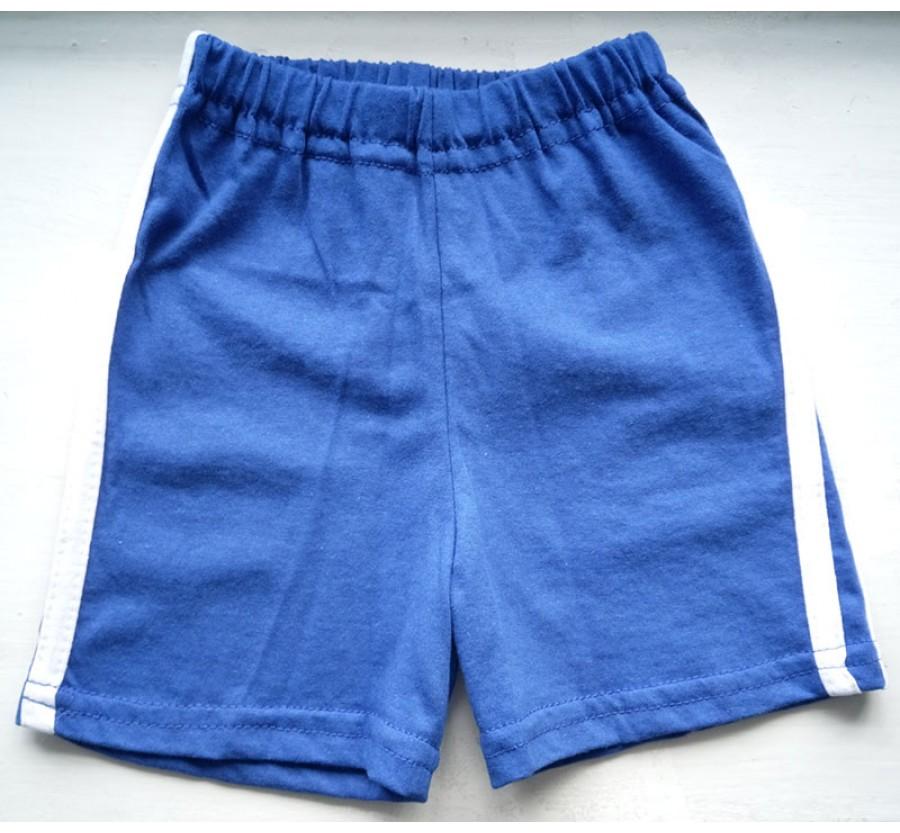 Комплект майка и шорты, Кулир (тонкий Трикотаж хлопок 100%), на рост 80-86 см (1 год), цвет Бирюзовый