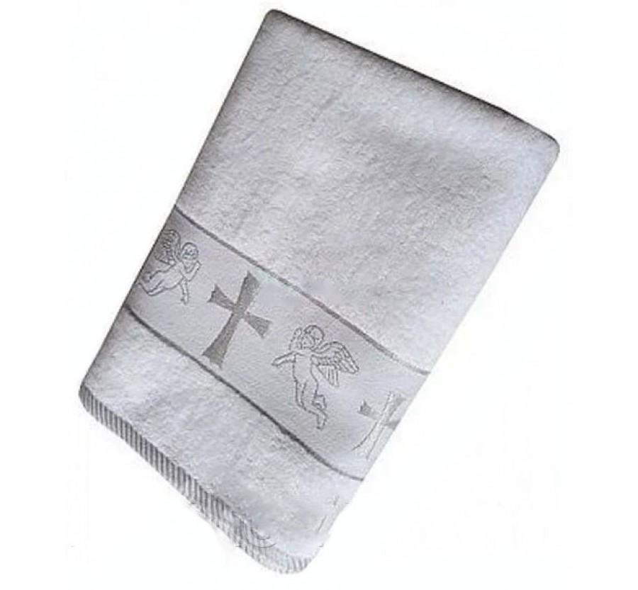 Крыжма. Белое полотенце для крещения ребенка