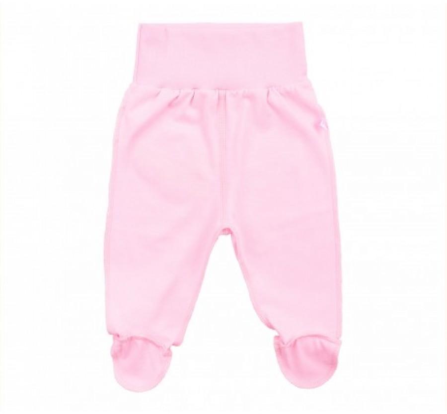 Ползунки Бемби ПЗ13 Интерлок (Трикотаж хлопок 100%), 50 (на рост 56 см), 56 (на рост 58 см), цвет Розовый